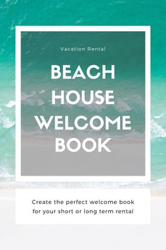 example of best airbnb house manual