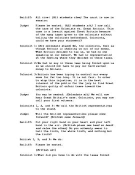 example of one act play script