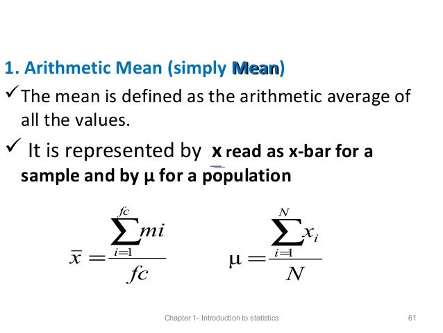 example of mean median mode in statistics pdf