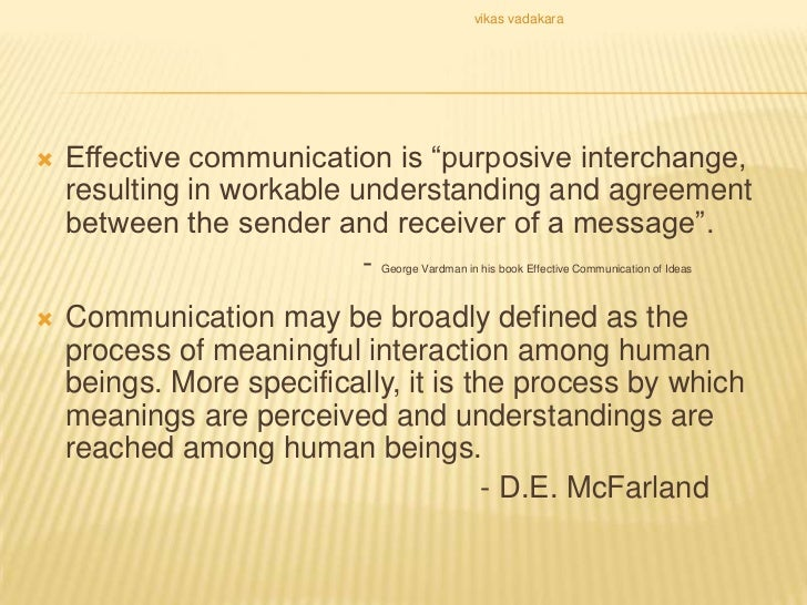 example lateral communication definition business