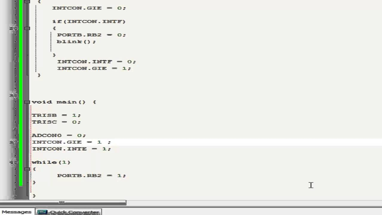example c code for pic timer0