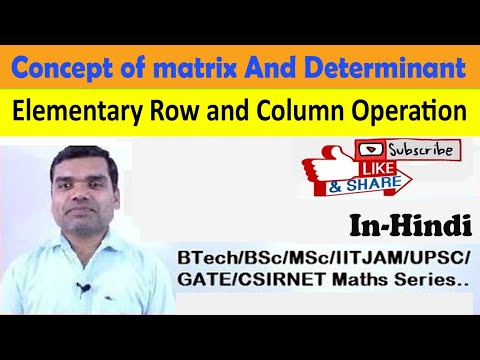 how to find the determinant of a 4x4 matrix example