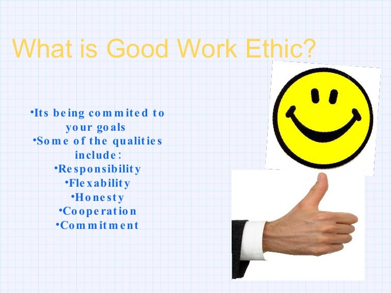 example of ethics in youth work