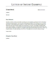 example of letter to sell product