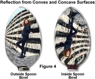 5 example of concave and convex mirror
