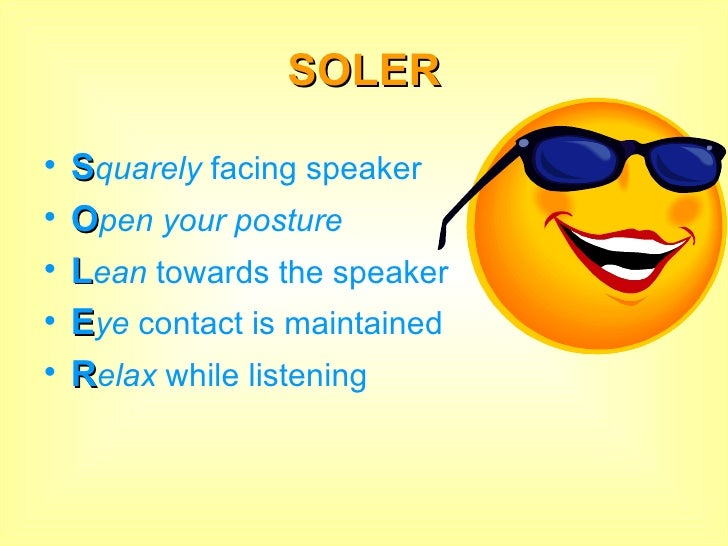active listening definition and example