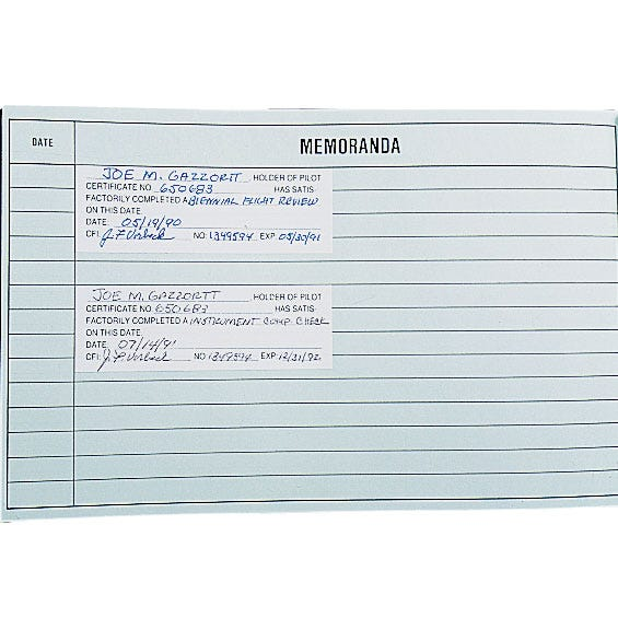 aircraft maintenance logbook entry example