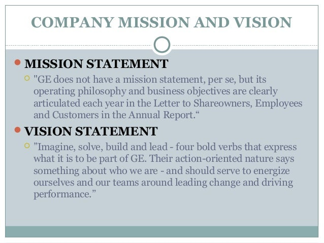 business plan mission statement example