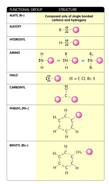 what type of organic compound is vinegar an example of