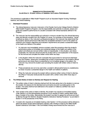 example letter of appeal against disciplinary action