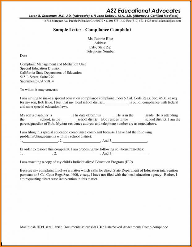 example letter reference work cic