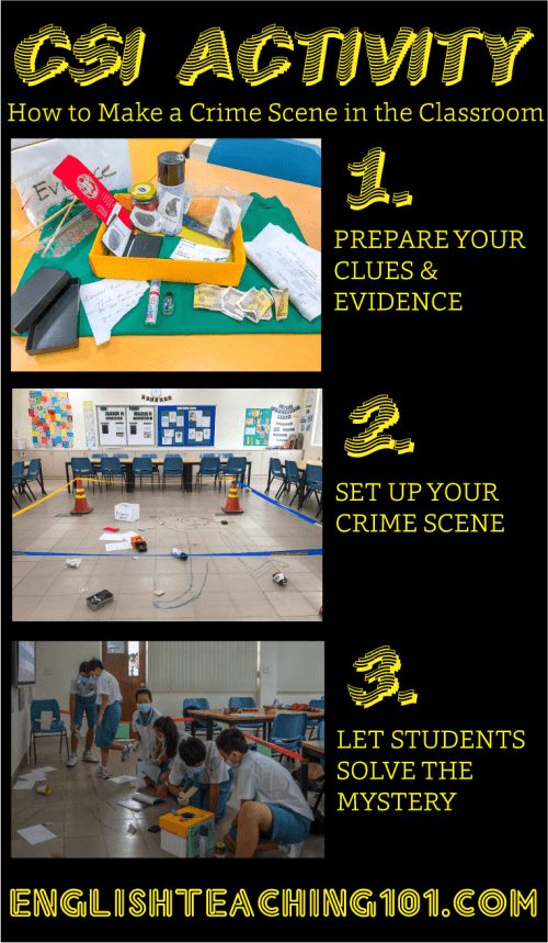 example of missense in solving crimes