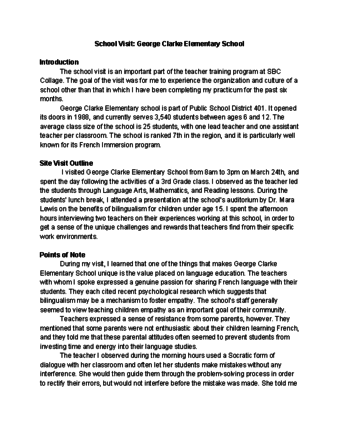 letter to an academic program example