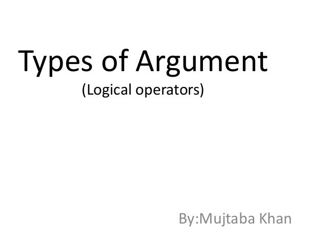 list of fallacies with brief example
