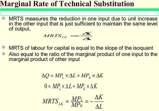 marginal rate of substitution example