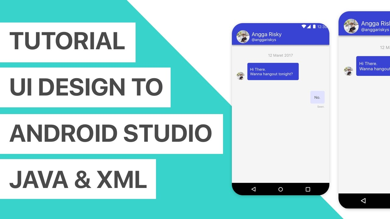 play video in android app example