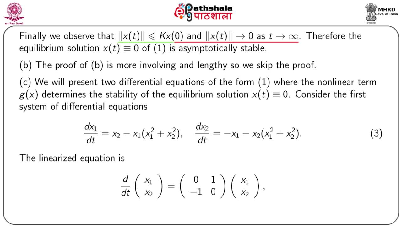 what is an example of solution equilibrium